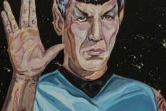 Spock-Live-Long-painting-Lex-covato