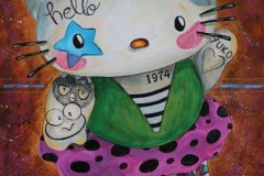 TattooedHelloKitty