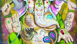 Ganeshcanvas