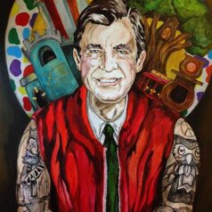 Mister Rogers' Inked Neighborhood