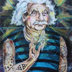 Einstein's Quantum Ink