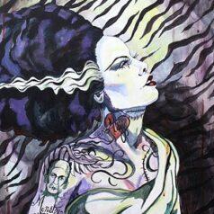 Frankenstein's Inked Lady