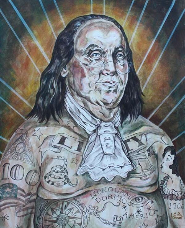 Franklin's Fraternity of Ink