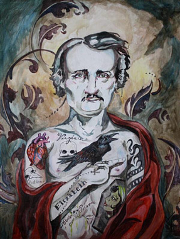 Poe's Gothic Ink
