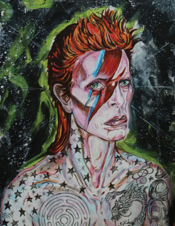 Tattooed in Stardust