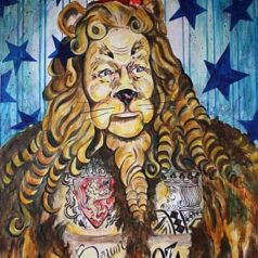 Lion's Courageous Ink