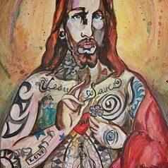 Jesus Loves Ink