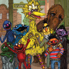 Sesame Street RAW