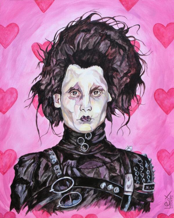 Edward Scissorhands' Heart