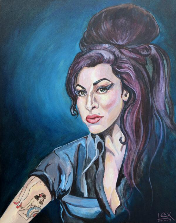 Amy Winehouse: Song Siren